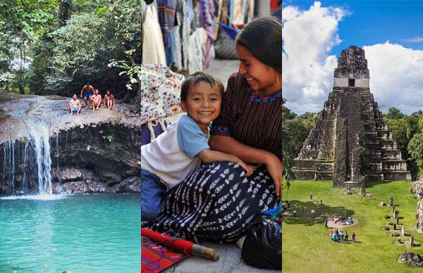 Guatemala's magazine of travel and tourism