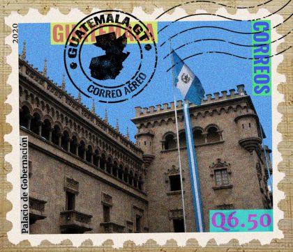 Palacio de Gobernación del Ministerio de Gobernación, Ciudad de Guatemala