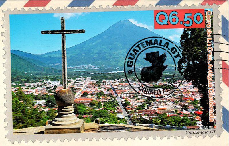 Cerro de la Cruz, Antígua, Guatemala