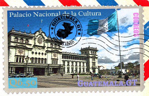 Palacio Nacional de la Cultura, Guatemala